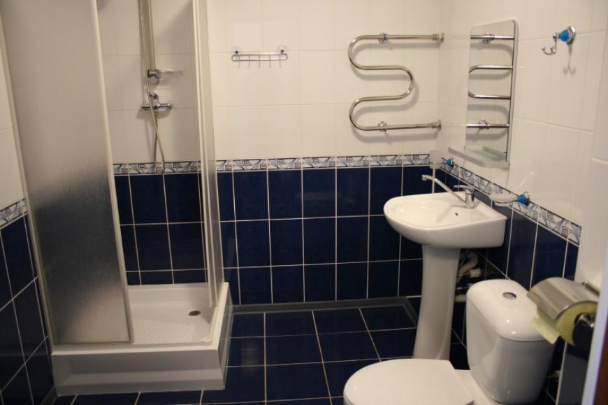 Ванная комната 2 на 2 дизайн фото