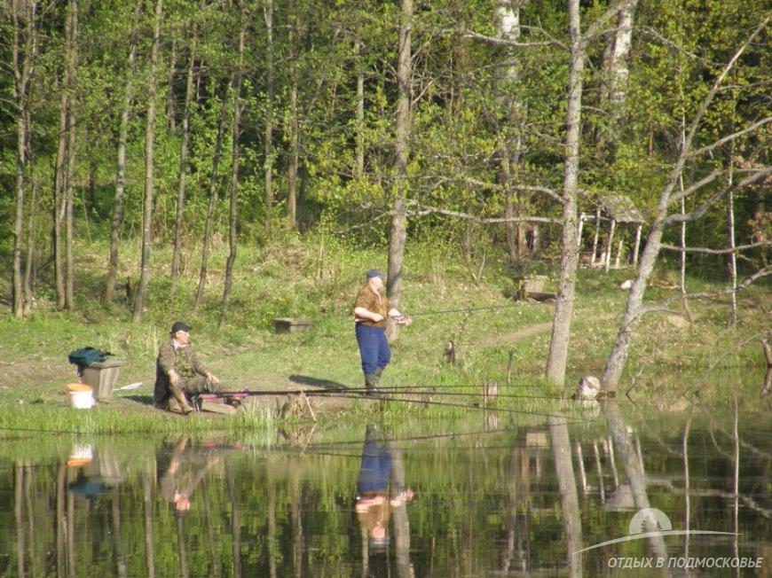 отдых на угре с рыбалкой